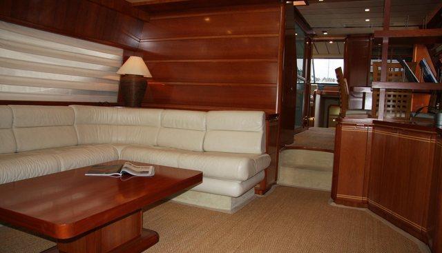 Calamity Jane Charter Yacht - 2