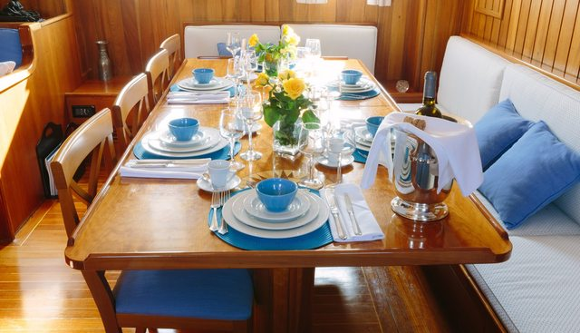 Sir Winston Churchill Charter Yacht - 6