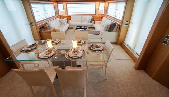Nomada Charter Yacht - 8