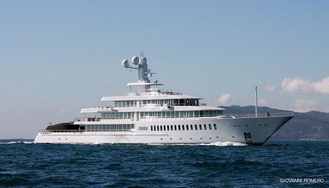 Fountainhead Charter Yacht
