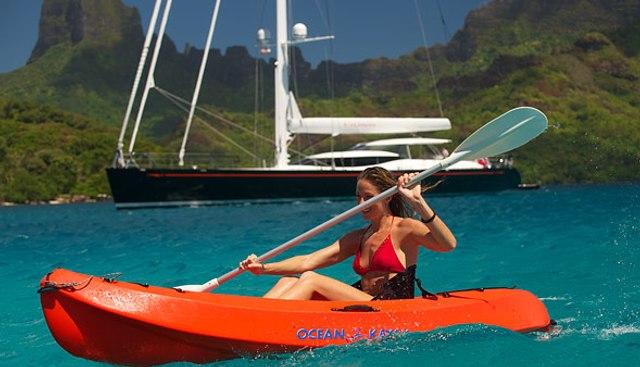 Bliss Charter Yacht - 4