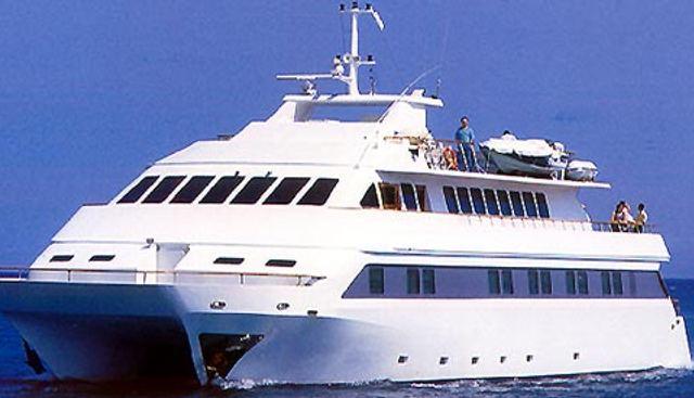 Adriatic Queen Charter Yacht