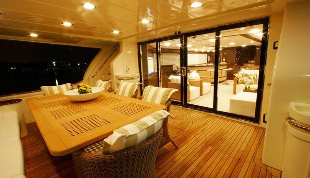 Tenggiritoo Charter Yacht - 5