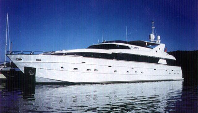 Ebru Charter Yacht