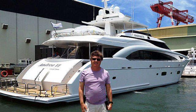 Andrea VI Charter Yacht - 5
