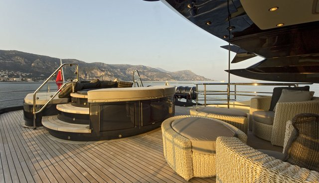 Stealth Charter Yacht - 4