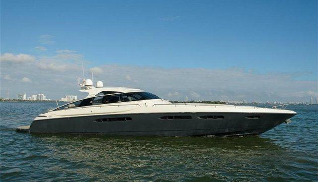 A Steel Charter Yacht