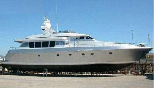 Lady Hawk Charter Yacht