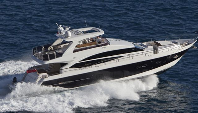 Carte Blanche III Charter Yacht - 2