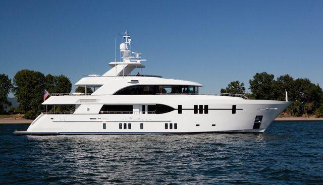 Dream Weaver Charter Yacht