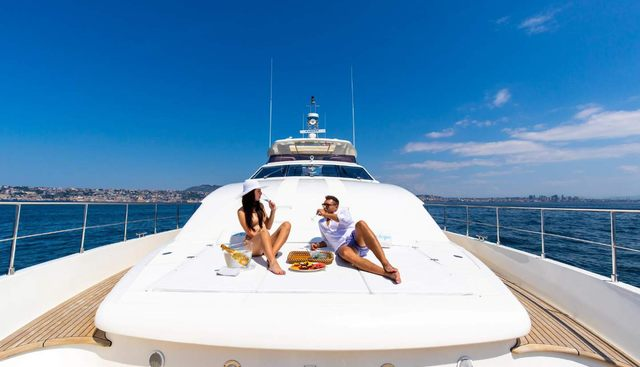 Ethna Charter Yacht - 2
