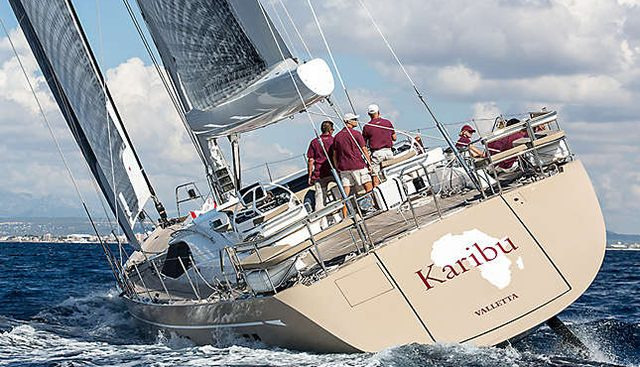 Karibu Charter Yacht - 7