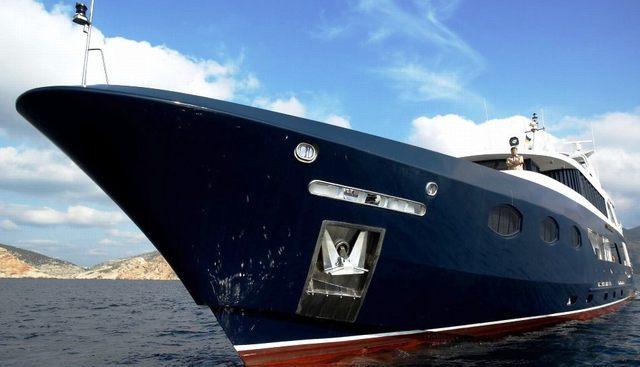 Svyatoy Nikolay Charter Yacht - 2