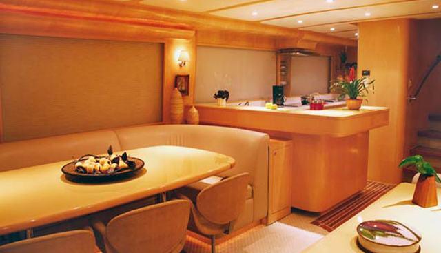 Berada Charter Yacht - 5