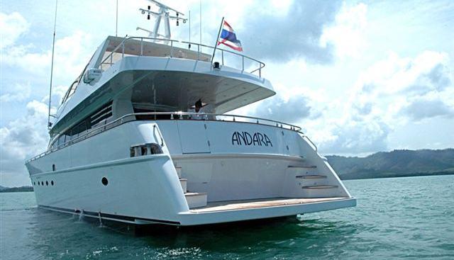 Andara Charter Yacht - 4