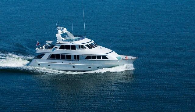 Chillin Charter Yacht - 2