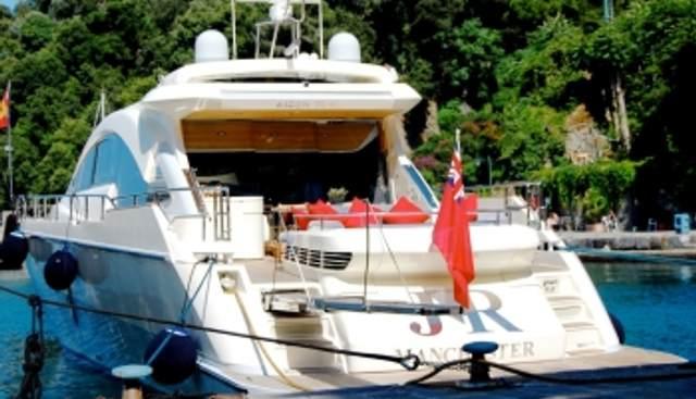 JR Charter Yacht - 2