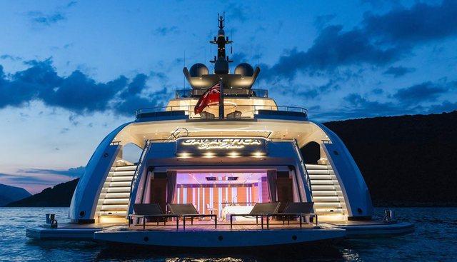 Galactica Super Nova Charter Yacht - 2