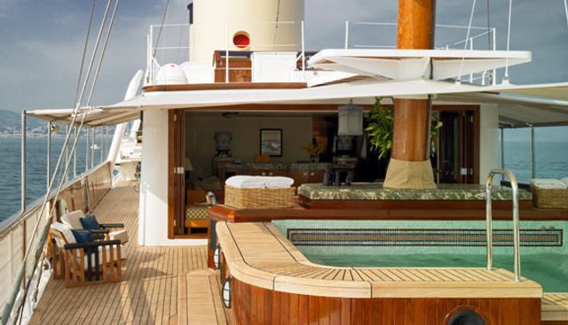 Talitha Charter Yacht - 7