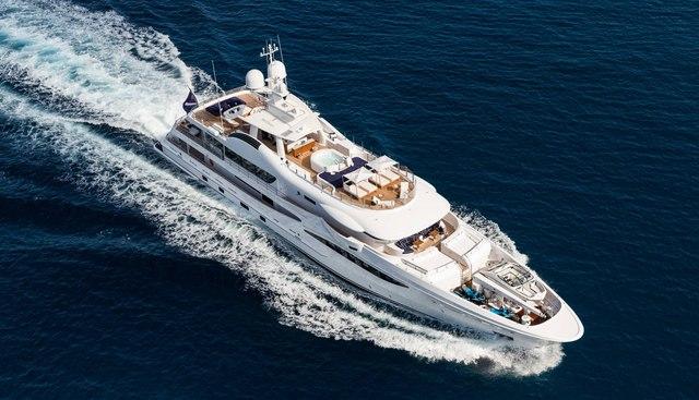 Halo Charter Yacht