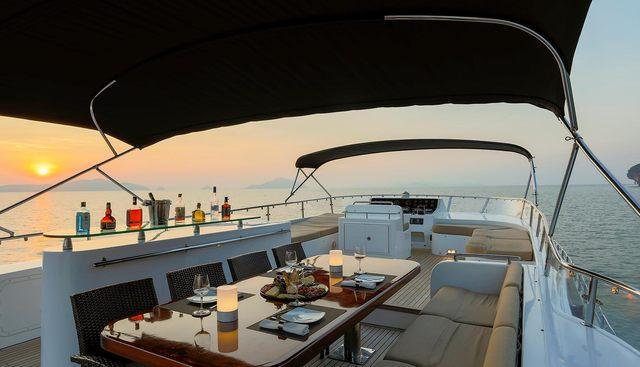 Mia Kai Charter Yacht - 4
