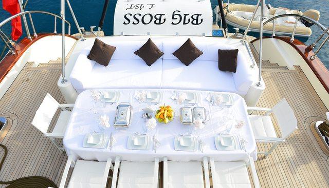 Big Boss Charter Yacht - 5