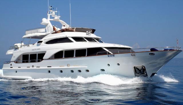 Darling Boys Charter Yacht