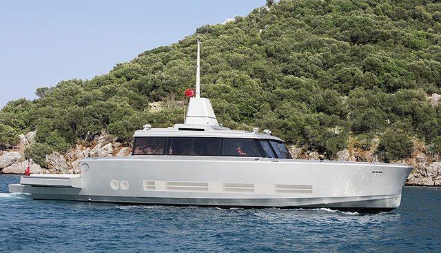 Atlantico Charter Yacht - 2