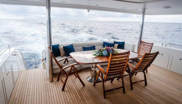 Lady JJ Charter Yacht - 3