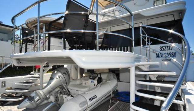 Sassy Charter Yacht - 4