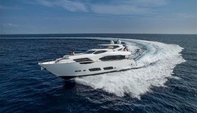 Anna-Liza G Charter Yacht