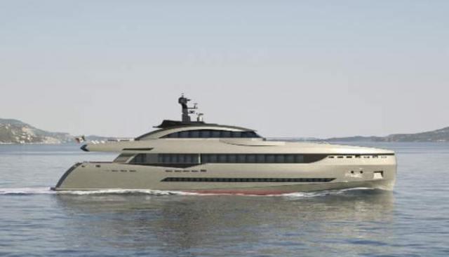 Leudin I Charter Yacht
