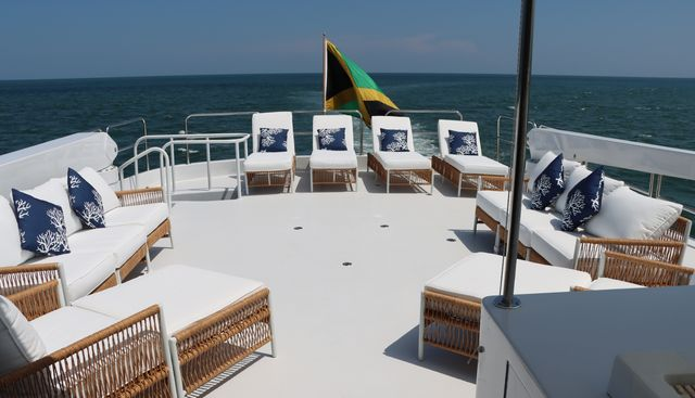 Too Shallow Charter Yacht - 3
