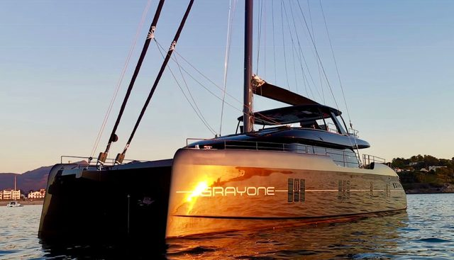 GrayOne Charter Yacht