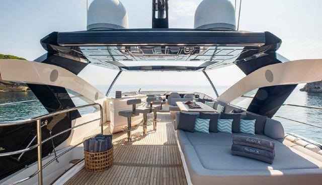 Rush X Charter Yacht - 3