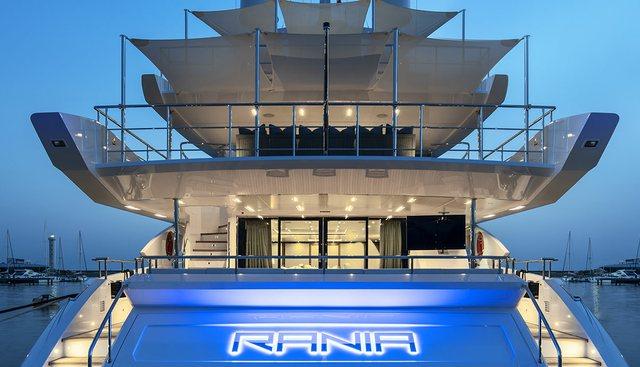 Rania Charter Yacht - 5