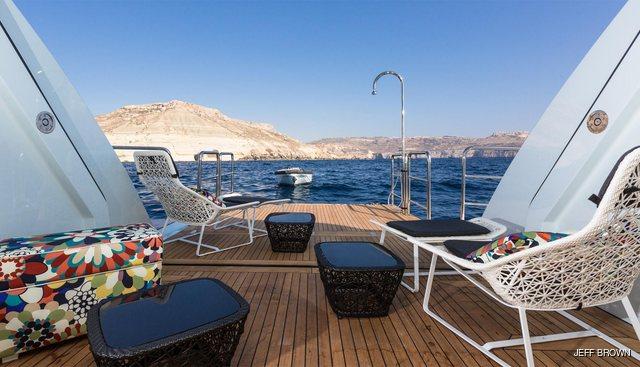 Ocean Paradise Charter Yacht - 4