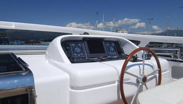 Cynthia Charter Yacht - 2
