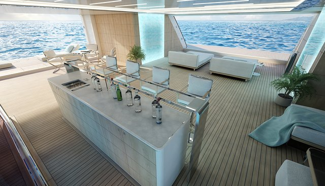 Isa Continental 80/ 01 Charter Yacht - 5