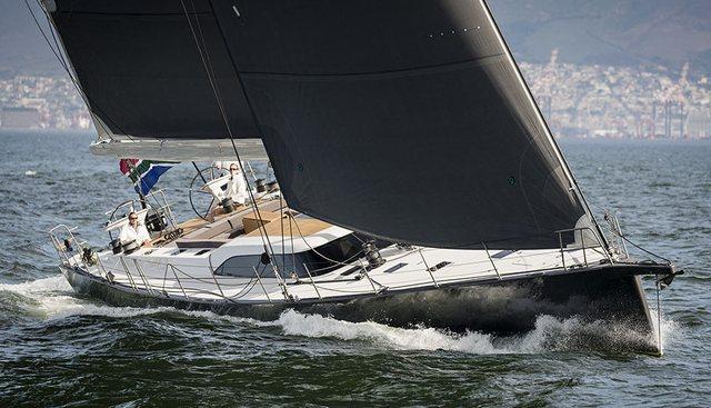 Ammonite Charter Yacht