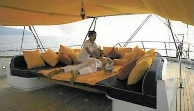 Blue Gold Charter Yacht - 2