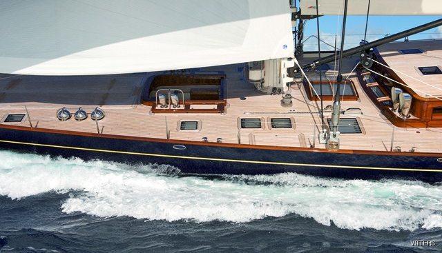 Anne Charter Yacht - 4