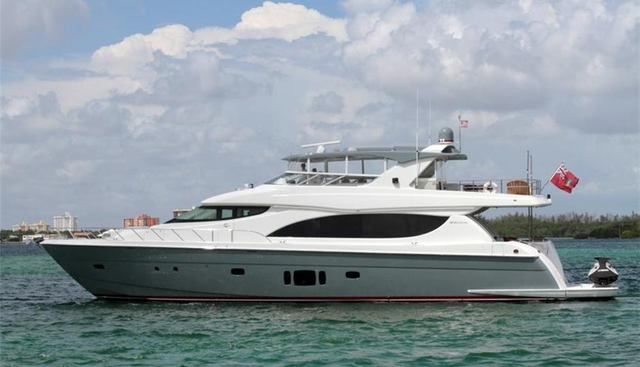 H2OME Charter Yacht
