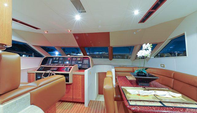 Cy-Yan Charter Yacht - 5