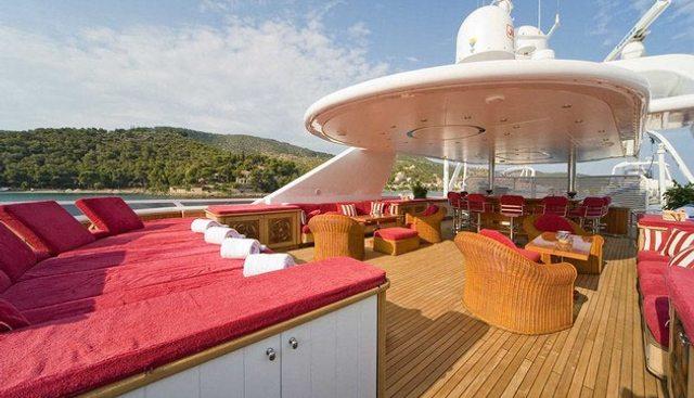 Tacanuya Charter Yacht - 3
