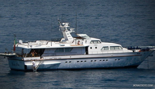Luc An Charter Yacht