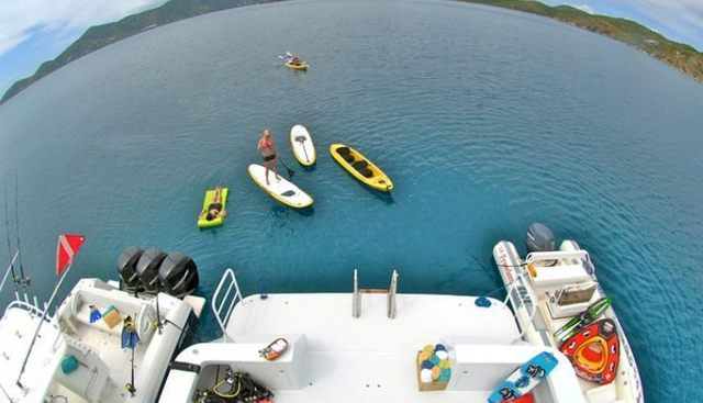 Freedom  Charter Yacht - 5