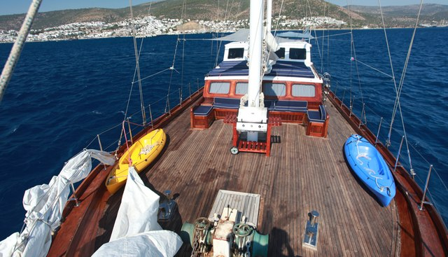 Seher 1 Charter Yacht - 2
