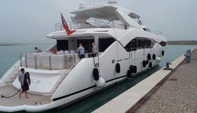 Renewal 2 Charter Yacht