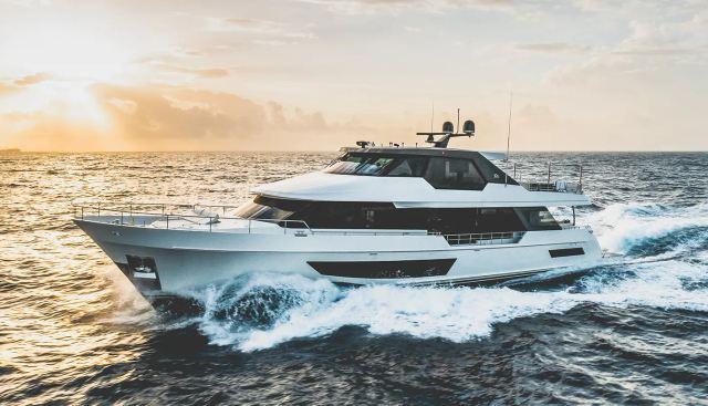 Martha Jane Charter Yacht